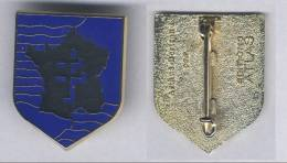 Insigne De La 2e Division Blindée ( Atlas ) - Armée De Terre