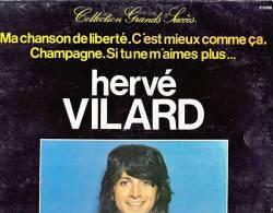 HERVE VILARD  -   33 T LP - - Vinyl Records