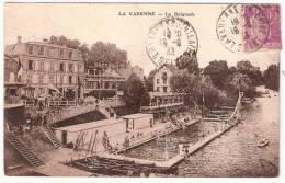 LA VARENNE La Baignade (Au Vieil Artisan) Val De Marne (94) - France