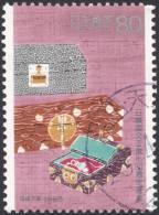 Japan, 80 y. 1995, Sc # 2510, Mi # 2363, used