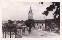 CPSM COURCELLES CHAUSSY MOSELLE EGLISE CATHOLIQUE 1958 - Frankreich