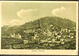 Arpino Frosinone Lazio Panorama 1959 - Altre Città