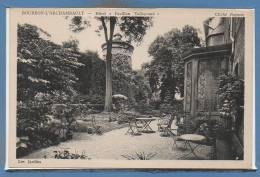 "03 - BOURBON L´ARCHAMBAULT -- Hôtel "" Pavillon Talleyrand - Bourbon L'Archambault"