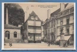 03 - BOURBON L´ARCHAMBAULT -- La Place Des Thermes - Bourbon L'Archambault