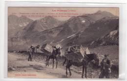 Les Pyrénées, Labouche 1004 : Transports à Dos De Mulet ...........Fray-Miquel.....Envalina ( Port Offert, Free Shipping - Sin Clasificación