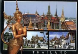 Tailandia The Temple Of The Emerald Buddha - Tailandia