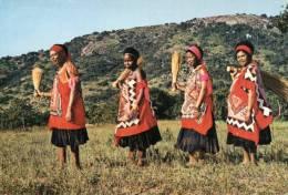 Swaziland - Married Woman Dance - Swaziland
