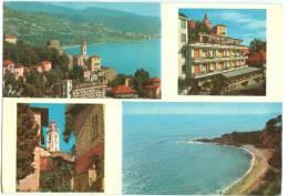 Italy, HOTEL EDEN, LA MORTOLA, Riviera Dei Fiori, 1960s Used Postcard [13870] - Imperia