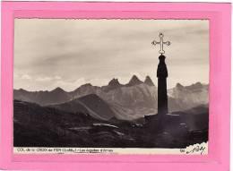 PHOTOGRAPHES / ROBY / COL DE LA CROIX DE FER 2088m (38) / L Es Aiguilles D´Arves / Tirage Sur Papier Brillant - Illustrateurs & Photographes