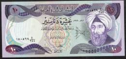 IRAQ  P71b  10   DINARS   1981   UNC. - Iraq