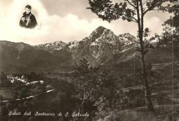 ABRUZZO -  ISOLA Del Gran Sasso (Teramo) - Santuario Di S. Gabriele - Teramo