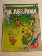 BD / SUEDE / SPIROU AVENTYR N° 24 / JAG MARSUPILAMI / ED CCALSEN 1982 - Langues Scandinaves