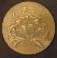 M01517 Exposition Universelle De Liège 1905 Mercure, Une Victoire Et 2 Allégories Vue De Liège Par Dubois (120 G.) - Autres