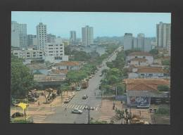 POSTCARD 1970years BRASIL BRAZIL GOIANIA GOIÂNIA AV. ARAGUAIA - Goiânia