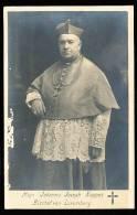 LUXEMBOURG LUXEMBOURG VILLE / Monseigneur Johannes Joseph Koppes / - Luxemburg - Stad
