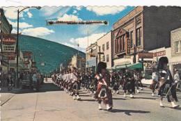 Highland Games Parade , NELSON , B.C. , Canada , PU-1965 - British Columbia