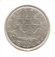 SAN MARINO 10 LIRE 1976 PICK KM54 UNC - San Marino