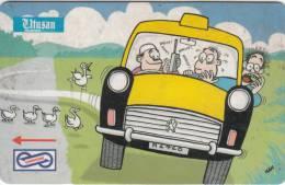 MALAYSIA(GPT) - Utusan Cartoons/Cellular Phone, CN : 69MSAA, Used - Malaysia