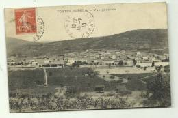 FONTES  VUE GENERALE 1910 - France