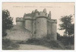 79 - Le Breuil-sous-Argenton              Château De L'Ebaupinay - Otros Municipios