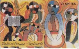 WALLIS Et FUTUNA - Tapiserie Pilioko, Tirage 2500, 10/95, Mint - Wallis And Futuna