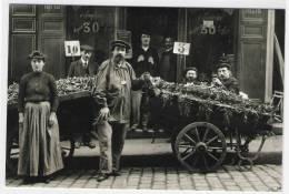 CPM - Les Petits Métiers De La Rue Parisienne, 1910 - Marchand De Quatre-saisons Si Cher Au Coeur Des Ménagères - France