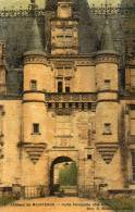 § PROMO § 28 - MAINTENON Château Porte Principale Côté Nord Toilée Colorisée - Other Municipalities