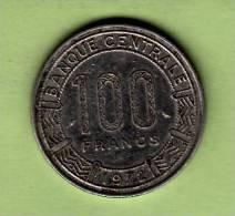Pièce - Congo - République Populaire Du Congo - 100 Francs - 1972 - Congo (Republiek 1960)