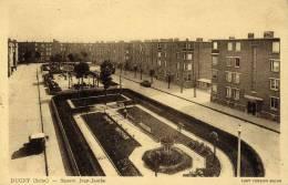 93 - DUGNY- Square Jean Jaurès-Immeubles - Dugny