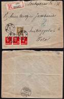 B5069 DENMARK 1936, Registered Cover Askim To Oslo - Covers & Documents