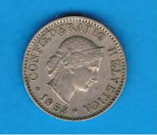 SUIZA - SWITZERLAND - 5  Rappen  1953  KM26 - Suiza