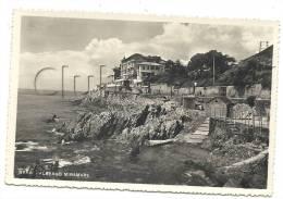 Gênes Ou Genova (Italie, Liguria)  : Albergo Miramare à Nervi En 1950. - Genova (Genoa)
