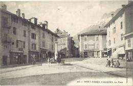 SAVOIE 73.SAINT PIERRE D ALBIGNY LA PLACE - Saint Pierre D'Albigny