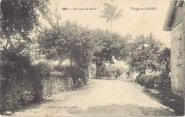 HAUTE SAVOIE 74.VILLAGE DE LANGIN - Autres Communes