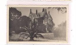 CPA PHOTO 34 - AGDE - Très Belle Vue En CP Photo D'une Villa De AGDE - Agde
