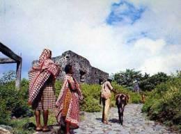 DOMONI (Anjouan) Comores Scene Familiale - Comores
