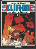 "CLIFTON  "" CE CHER WILKINSON  "" -  DE GROOT / TURK -  E.O.  1978  LOMBARD ( Brochée ) - Clifton"