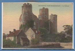 03 - BOURBON L´ARCHAMBAUL -- Le Chateau - Bourbon L'Archambault