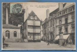 03 - BOURBON L´ARCHAMBAUL -- La Place Des Thermes - Bourbon L'Archambault