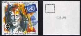 DE GAULLE - PARIS / 1995 BLOC CNEP # 21 ** (ref 2097) - CNEP