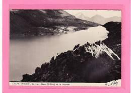 PHOTOGRAPHES / ROBY / L´ALPE D´HUEZ (38) / Le Lac Blanc 2510m Et La Muzelle / Tirage Sur Papier Brillant - Illustrateurs & Photographes