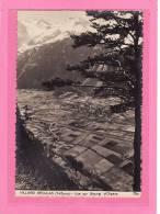 PHOTOGRAPHES / ROBY / VILLARD RECULAS 1450m (38) / Vue Sur Bourg D´Oisans / Tirage Sur Papier Mate - Illustrateurs & Photographes