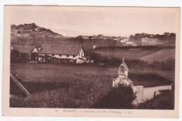 64 - BIDART - Chapelle De L'Urona - Bidart