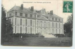 DENIECOURT  - Le Château (coté Nord). - France