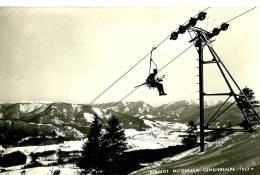 Autres. Berglift Mitterbach. Gemeindealpe 1623 M. - Autriche