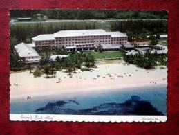 Nassau In The Bahamas - Emerald Beach Hotel - 1964 - Bahamas - Unused - Bahamas