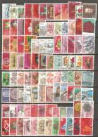 CHUM8 - SVIZZERA - Lotto Francobolli Usati 1970/2003 - (o) - Suisse