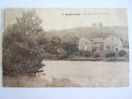 Rendeux-Haut Le Moulin De Bardonwez Circulée 1927 - Rendeux