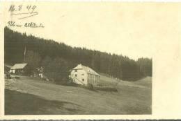 67 CPA Photo Club Vosgien Metairie Du Hohwald Refuge Auberge 1949 - France