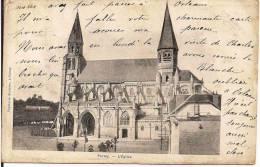 Poissy L´Eglise 1902 - Poissy